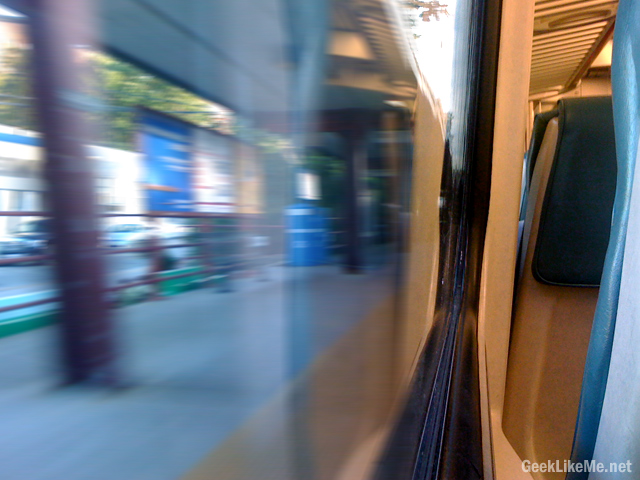 Commuter Blur