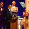 Obama added to Disney's newly revamped Hall of Presidents attraction.