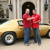 Papa John's founder reunited with muscle car, offers free pizza to camaro owners.