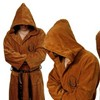 Yes, now you too can purchase your very own Jedi bath robes.