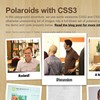 Forty-seven amazing CSS3 demonstrations for your viewing pleasure.