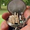 Miniature cities, towns and things through the minuscule eye of Photoshop.