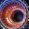 Large hadron collider smashes protons successfully after some minor power issues.