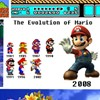 Behold the wondrous evolution that eight of your favorite video games have gone through.