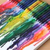 A neat tutorial on how to make your very own melted crayon art.